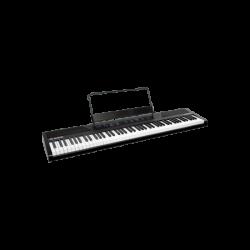 Piano numérique 88 notes type piano toucher semi-lesté