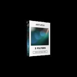 Pack de 3 plugins filtres