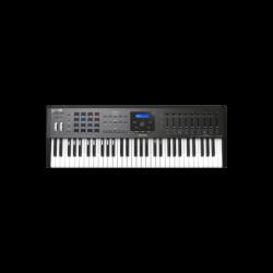 Keylab MKII 61 touches noir