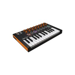 MiniLab MKII noir et orange
